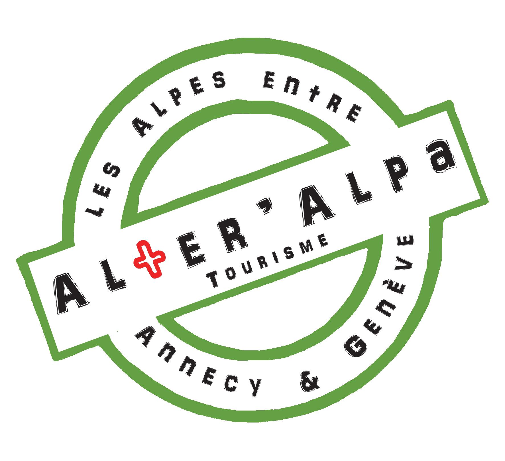 Logo Alter'Alpa - vert