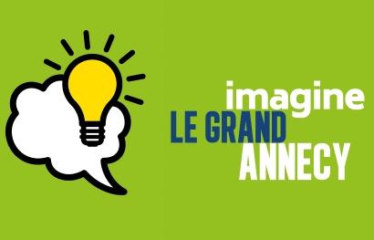 «Imagine le Grand Annecy» – Soirée de restitution